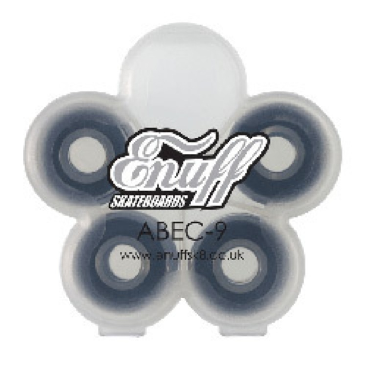Enuff Abec 9 Waterproof Bearings